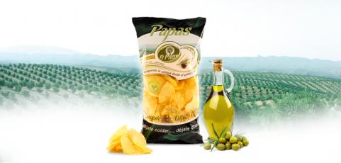 Patatas con aceite de oliva virgen extra