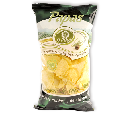 Patatas en aceite de oliva